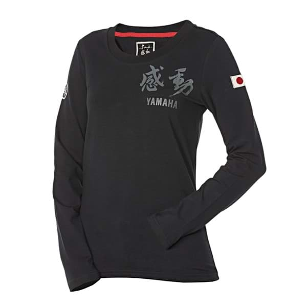 "Picture of Yamaha - Damen ""Kando"" Langarm Shirt"