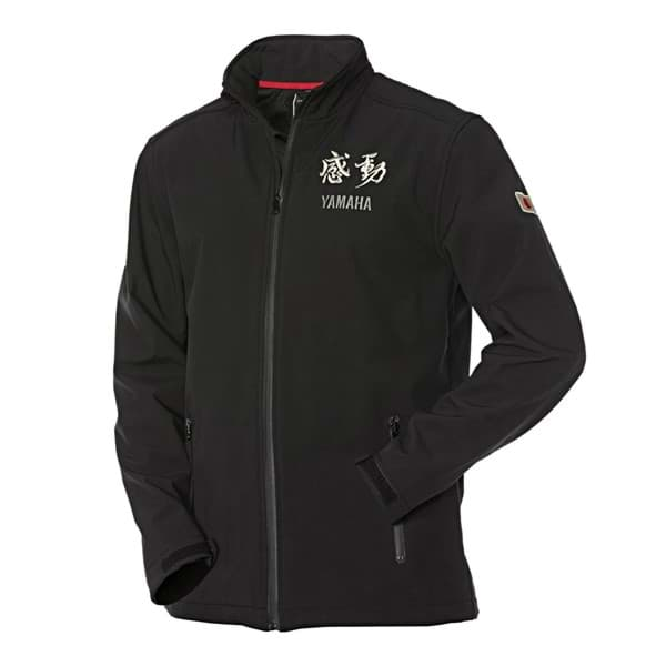 "Picture of Yamaha - Herren ""Kando"" Softshell-Jacke"