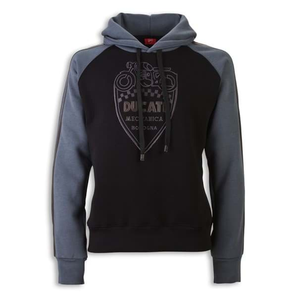 Picture of Ducati Retrò Sweatshirt mit Kapuze