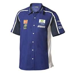 Picture of Yamaha - MotoGP Factory Team Replica Pit Shirt