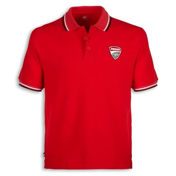 Bild von Ducati - Ducatiana Racing Kurzärmeliges Polo