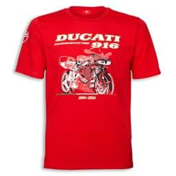 Picture of Ducati - 916 anniversary T-shirt