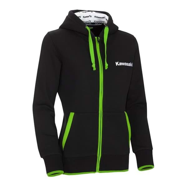 Picture of Kawasaki - Damen Sports Kapuzen-Sweat ♀