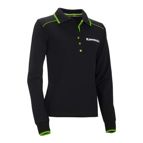 Picture of Kawasaki - Sports Polo Langarm 139SPM0161