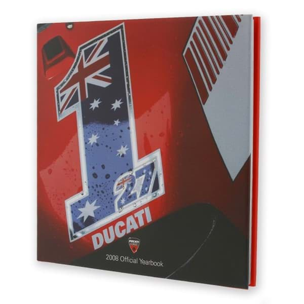 Picture of Ducati Yearbook 2008