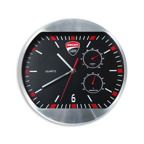 Picture of Ducati - Corse Wanduhr