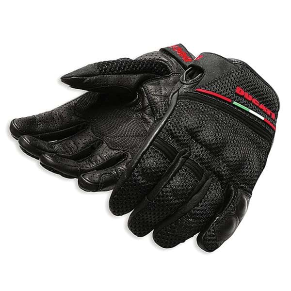 Picture of Ducati Handschuhe aus Leder-Stoff Summer 13