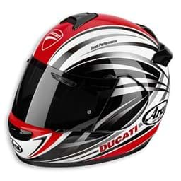 Picture of Ducati Integralhelm Stripes 12