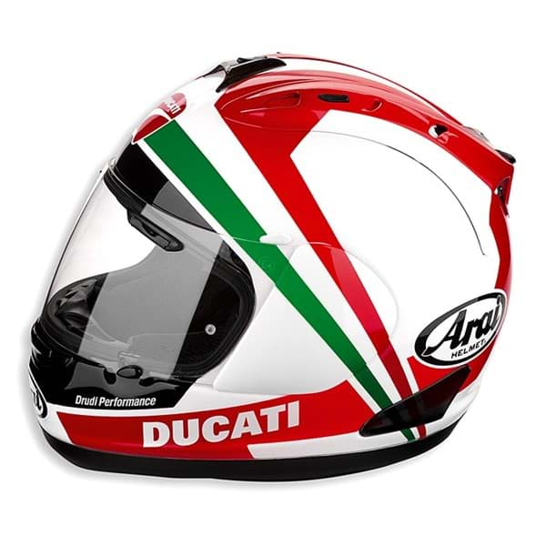 Picture of Ducati Integralhelm Tricolore 12