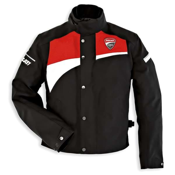 Picture of Ducati corse jacket Tex men - Ducati Apparel - Dainese