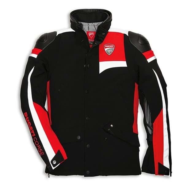 Picture of Ducati Stoffjacke Ducati Corse Shield 13