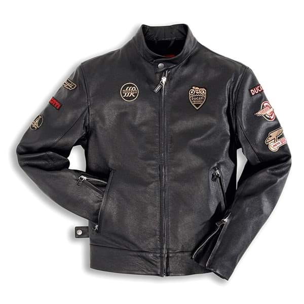 Picture of Ducati Historical Lederjacke