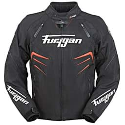 Picture of Furygan - Skull Textiljacke