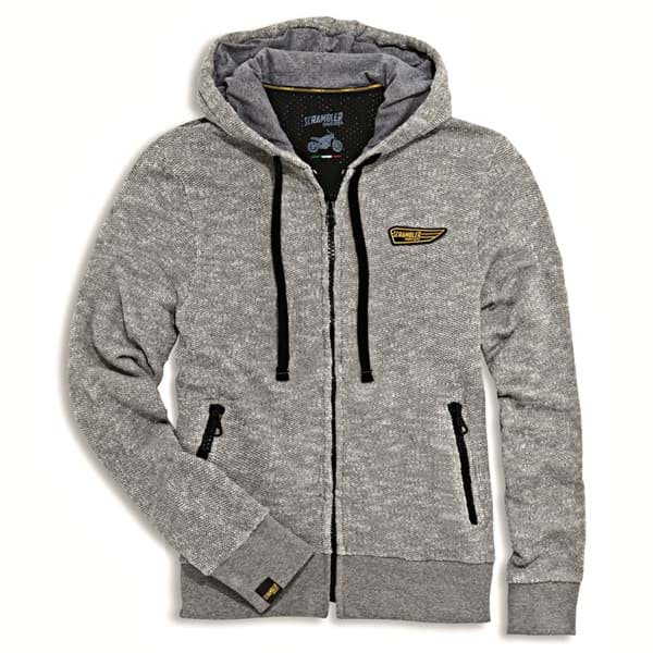 Picture of Ducati - Kapuzen-Sweatshirt Wing Hoodie