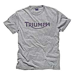 Picture of Triumph - Logo T-Shirt (Mergergrau)