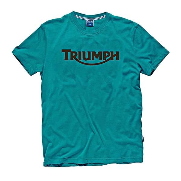 Picture of Triumph - Logo T-Shirt (Türkis)