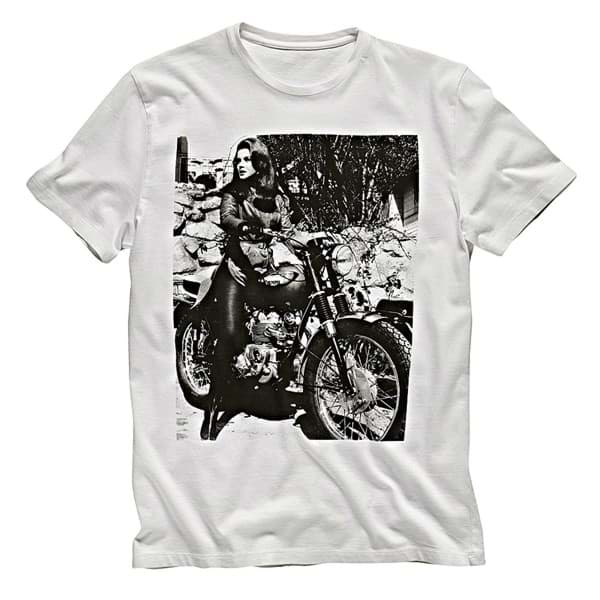 Picture of Triumph - Herren Anne Margret Photo T-Shirt