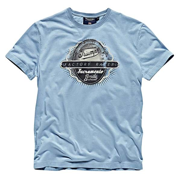 Picture of Triumph - Herren Factory Racer T-Shirt