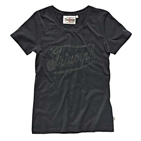 Picture of Triumph - Herren Diamant Script T-Shirt