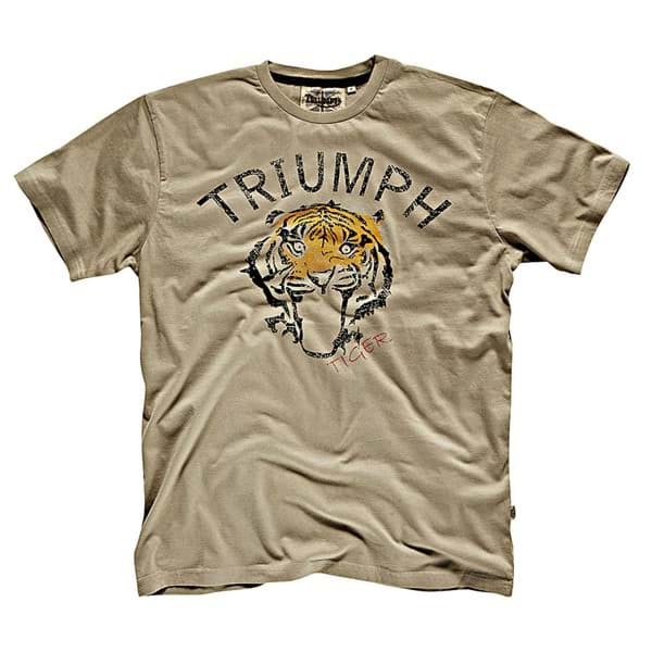 Picture of Triumph - Herren Tiger T-Shirt