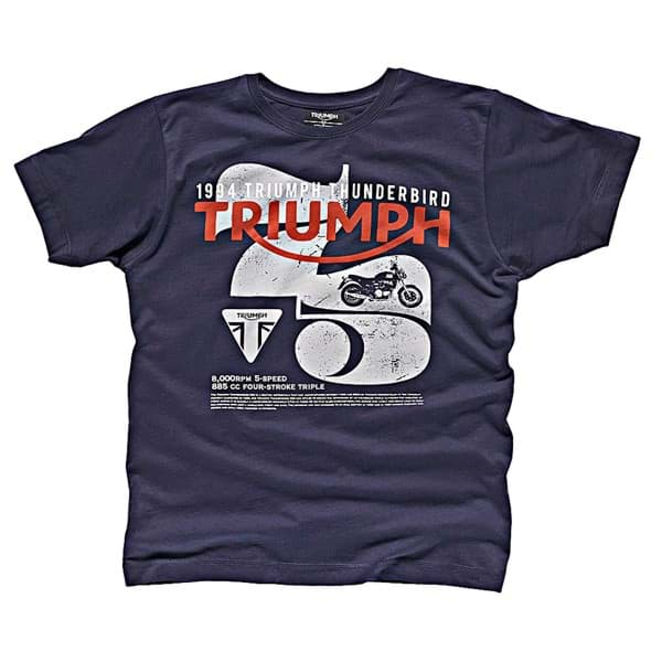 Picture of Triumph - Herren Thunderbird T-Shirt