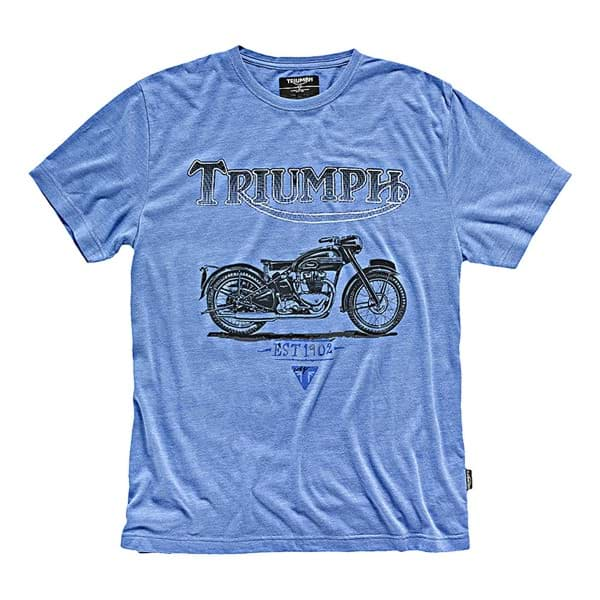 Picture of Triumph - Herren  Brigg T-Shirt