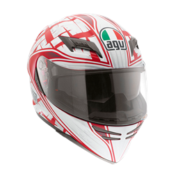 Picture of AGV GT Horizon Scrape Red/Silver