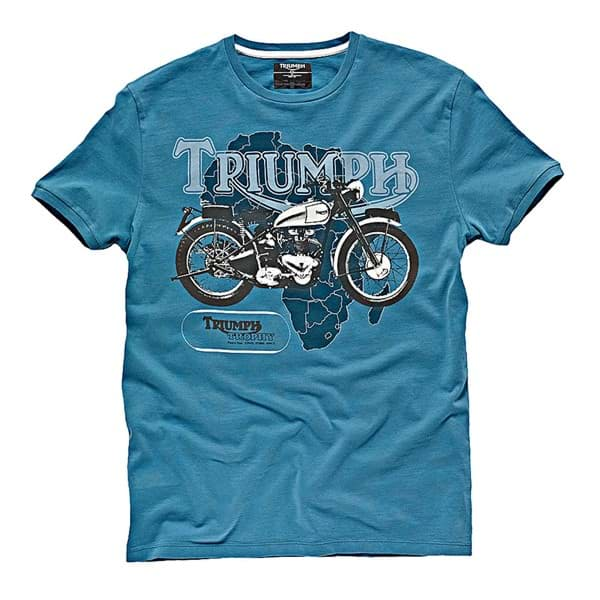 Picture of Triumph - Herren on Tour T-Shirt