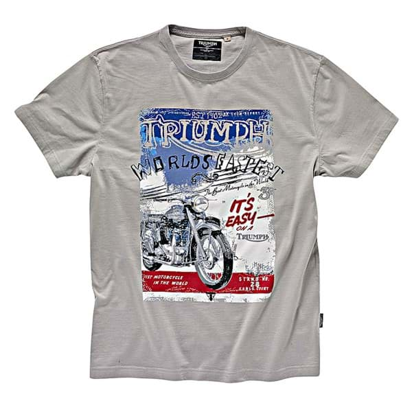 Bild von Triumph - Herren Earls Court T-Shirt