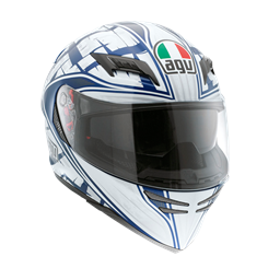 Picture of AGV GT Horizon Scrape Blue/Silver