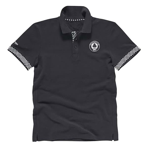 Picture of Triumph - Herren Ace Cafe Polo