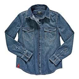 Picture of Triumph - Damen Denim Shirt