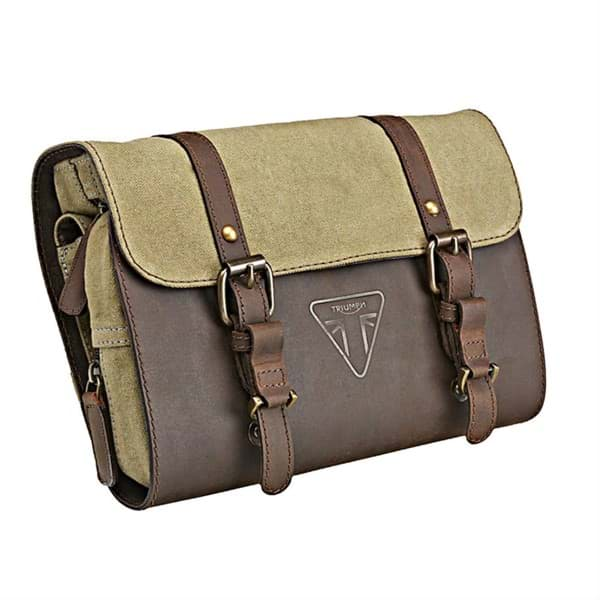 Picture of Triumph - Canvas Leder Waschtasche