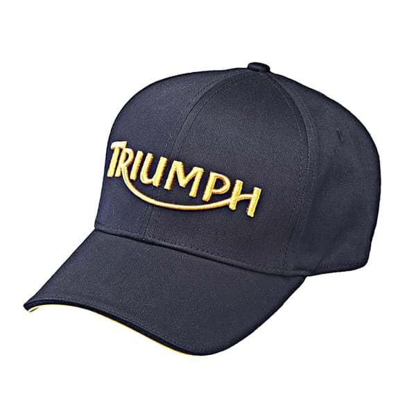 Picture of Triumph - Logo Cap (Navy)