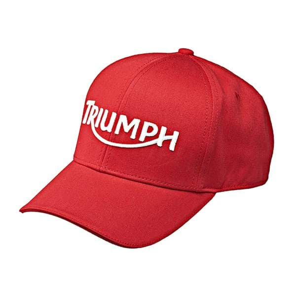 Picture of Triumph - Logo Cap (Red)