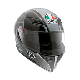 Picture of AGV GT Skyline Block Black/Gunmetal
