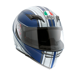 Picture of AGV GT Skyline Asura Blue/Silver