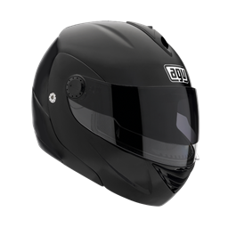 Picture of AGV GT Longway II Mono Matt Black