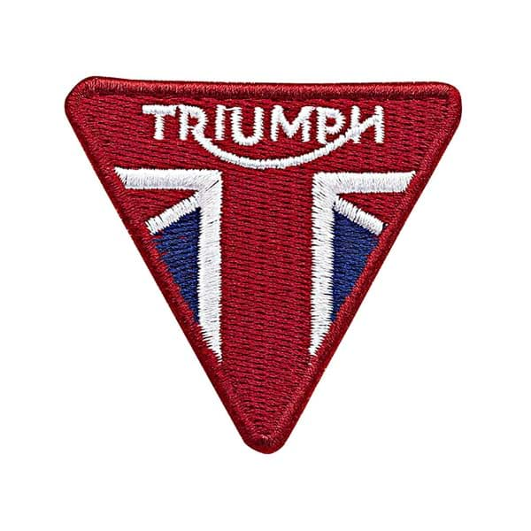 Picture of Triumph - Triangle Flag Patch