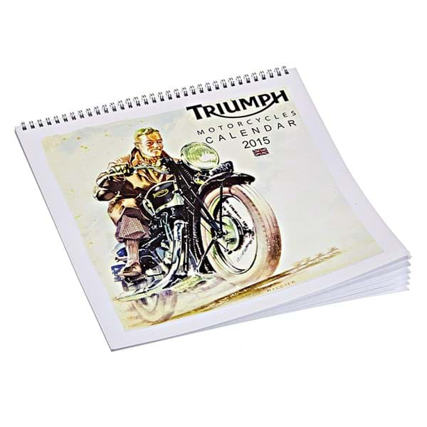 Picture of Triumph - Kalender 2015