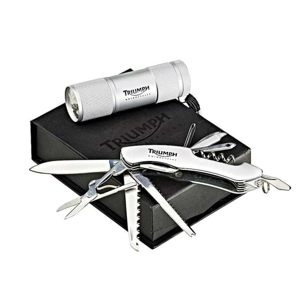 Picture of Triumph - Adventure Magilite-Taschenlampe und Multitool