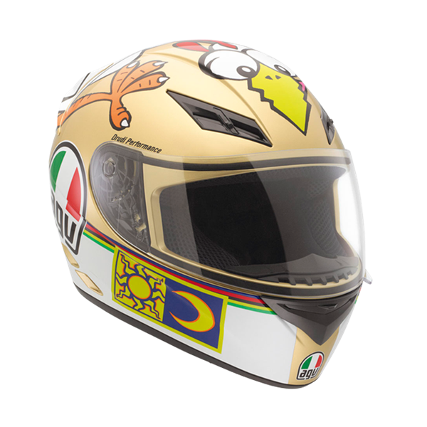 Bild von AGV Street Road K-3 The Chicken