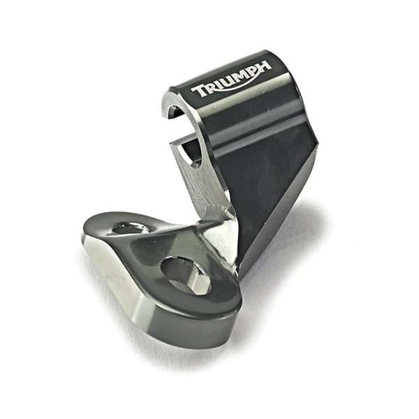 Picture of Triumph - Clutch Cable Guide Bracket Grey