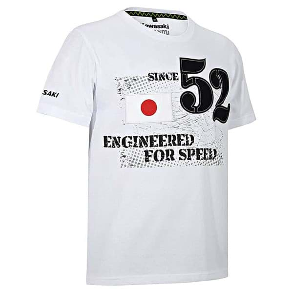 Picture of Kawasaki - Herren T-Shirt Speed Kurzarm