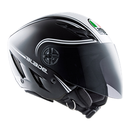 Bild von AGV City Blade Start Black/White