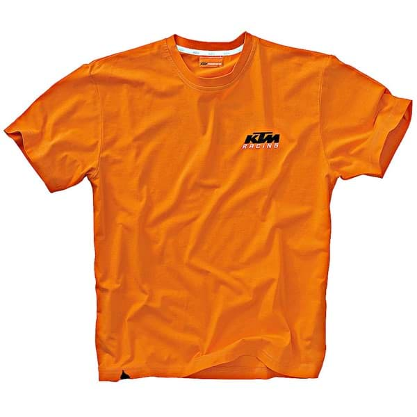 Picture of KTM - Herren T-Shirt Racing Orange Tee