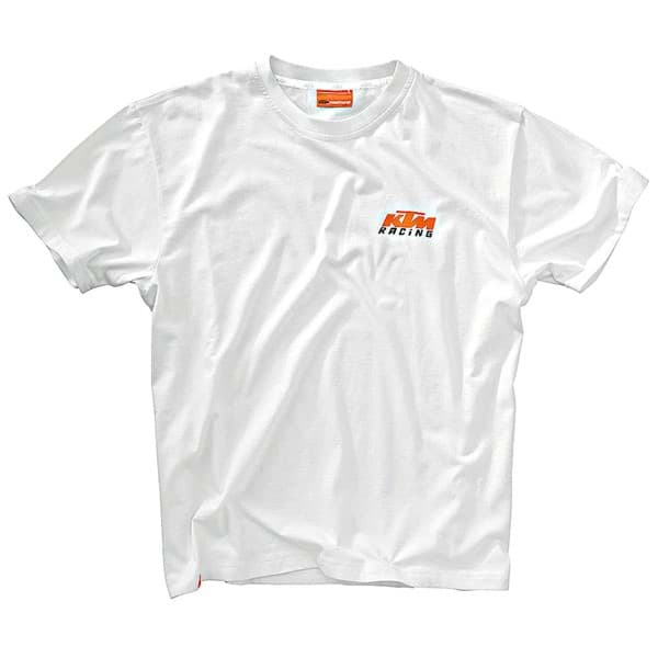 Picture of KTM - Racing White Tee