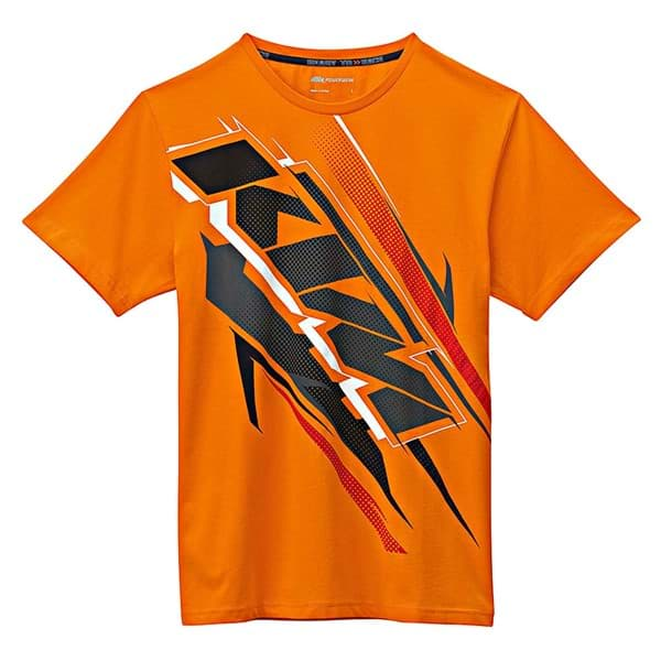 Bild von KTM - Herren T-Shirt Big Mx Tee Orange