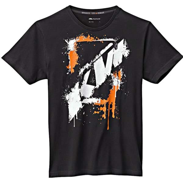 Picture of KTM - Herren T-Shirt Big Spray Tee