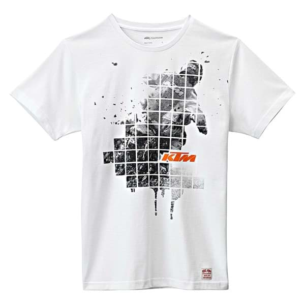 Picture of KTM - Herren T-Shirt Cut Up Tee